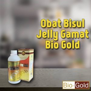 Obat Untuk Bisul Jelly Gamat Bio Gold