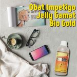 Obat Impetigo Jelly Gamat Bio Gold