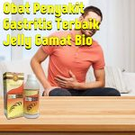 Obat Dispepsia Paling Bagus Jelly Gamat  Bio Gold