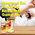 Hipertensi Tidak Lagi Berkat Jelly Gamat Bio Gold