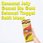 Konsumsi Jelly Gamat Bio Gold Atasi Sakit Maag