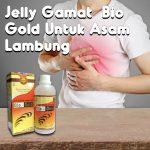 Jelly Gamat  Bio Gold Untuk Asam Lambung
