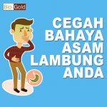 Atasi Asam Lambung Dengan Jelly Gamat Bio Gold