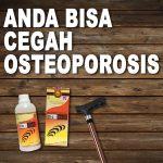 Jelly Gamat Mengurangi Gejala Osteoporosis