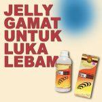 Cara Mudah Sembuhkan Luka Lebam dengan Jelly Gamat