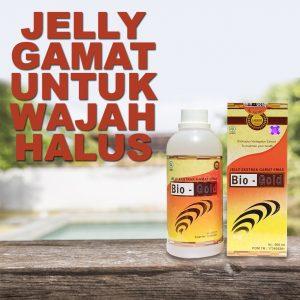 Jelly Gamat Ampuh Hilangkan Jerawat