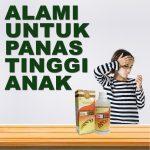Jelly Gamat Bantu Atasi Panas Tinggi Anak