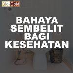 Parahnya Bahaya Sembelit Jelly Gamat Bio Gold