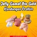 Kandungan Protein Jelly Gamat Bio Gold