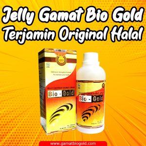 Jelly Gamat Bio Gold Original Halal