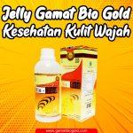 Jelly Gamat Bio Gold Untuk Kesehatan Kulit Wajah