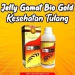 Jelly Gamat Bio Gold Untuk Kesehatan Tulang